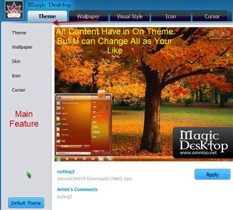 theme software download for mobile free theme software for windows xp windows seven 7