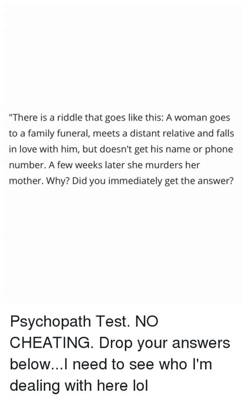 quiz is your a psychopath 25 best memes about psychopath test psychopath test memes
