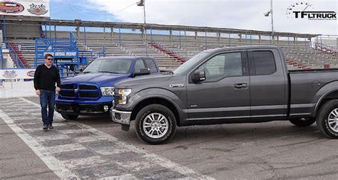 2015 ford f 150 diesel 2015 ram ecodiesel versus 2015 ford f 150 2 7l ecoboost