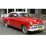 Cuba Dice Addio Alle Sue Mitiche Auto Depoca Americane
