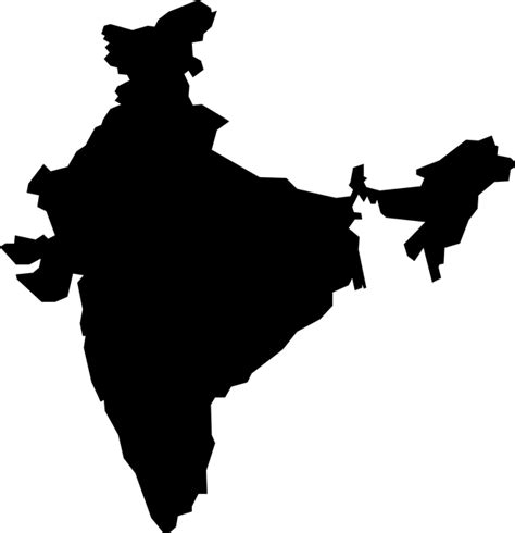 india map vector free vector graphic india map world map of the world