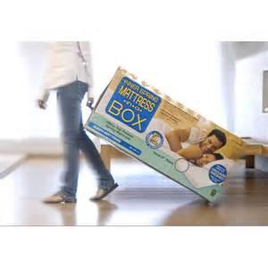 textrade 11 quot innerspring plush pillow top mattress in a