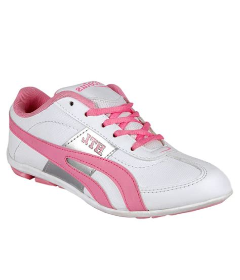 pink sport shoes hitcolus white pink sport shoes price in india buy