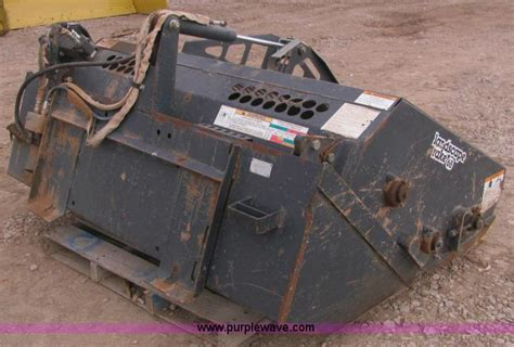 bobcat landscape rake bobcat lr6b landscape rake attachment no reserve auction on thursday december 6 2012