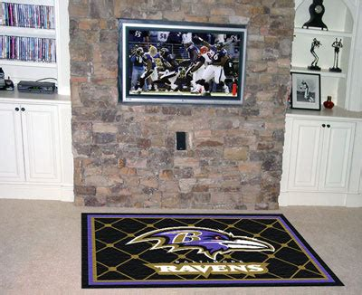 baltimore ravens home decor baltimore ravens area rug