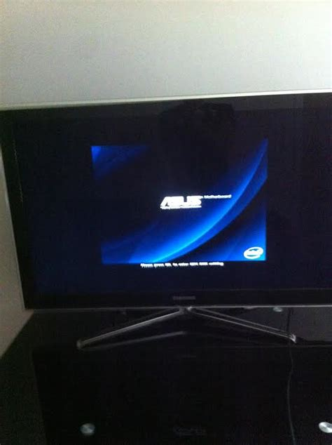 Asus Laptop Black Screen No Boot asus p67 pro won t boot up stuck at bios screen help
