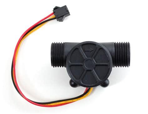 Liquid Flow Sensor By Akhi Shop new product liquid flow meter plastic 1 2 npt threaded