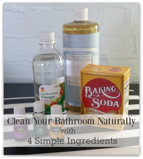 clean bathtub naturally how to spring clean your bathroom naturally