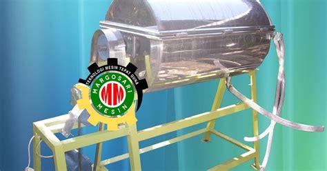 mesin pengolahan rumput laut margosari mesin