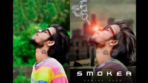 photoshop poster design youtube photoshop movie poster design tutorial smoker boy youtube