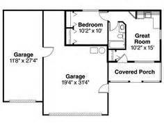 Garage Plans With Apartment One Level 1000 images about garage apartment guest house on