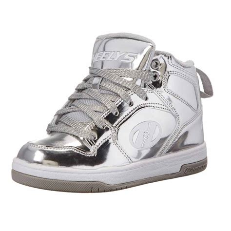 chrome shoes heelys flash chrome skate shoe toddler kid big kid