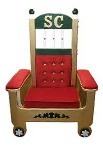 santa claus chair rental santa supply online