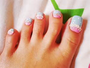 red toe nail art images amp pictures becuo