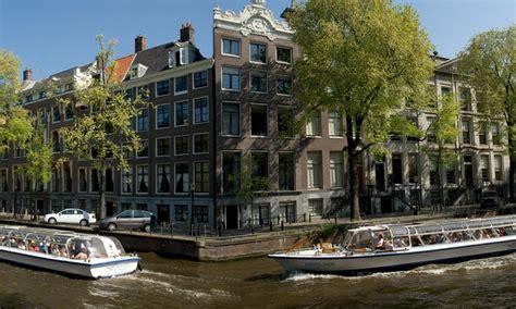 bateau mouche groupon tour panoramique d amsterdam et croisi 232 re au fil du canal