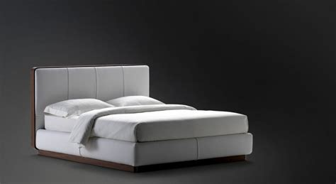 bed ermes in fabric flou luxury furniture mr
