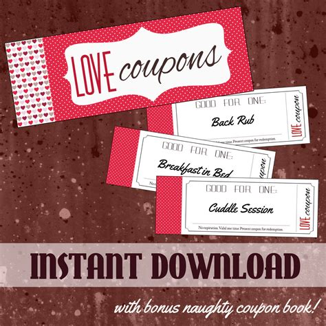 love coupon book love coupons coupon book anniversary gift