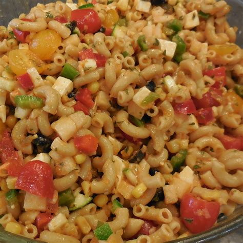 mexican pasta salad make ahead mexican macaroni salad recipe quick cooking