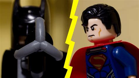 Lego Superman Vs Batman lego batman vs lego superman