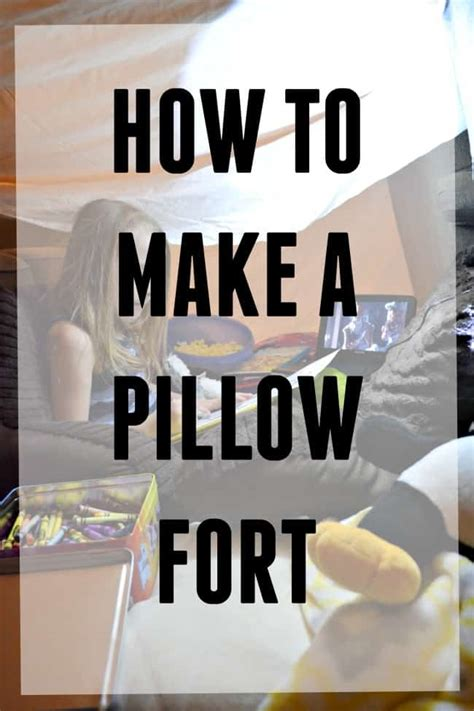 how to make a fort in your room how to make a fort this s crafty