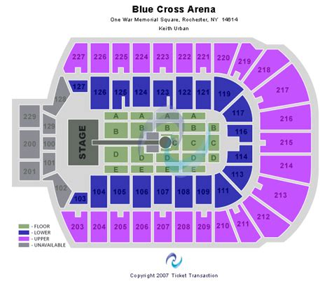 Blue Cross Arena Box Office by Blue Cross Arena Seating Related Keywords Blue Cross