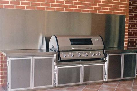 Modular Kitchens Perth by Gallery Outdoor Stainless Steel Cabinets In Perth