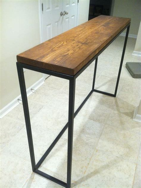 sofa table bar 25 best ideas about bar behind couch on pinterest table