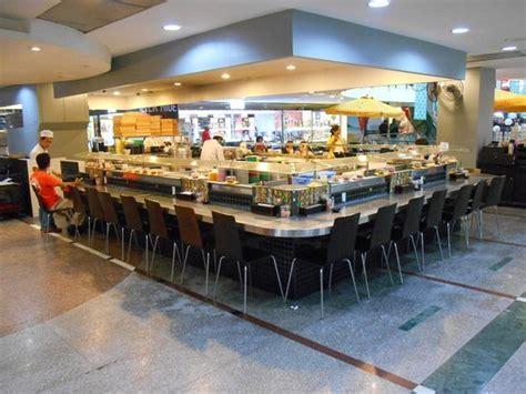 Nature Stek Di Malaysia octopus sushi thai restaurant kuala selangor ulasan