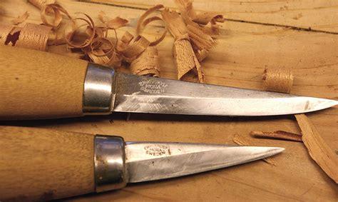 wood carving knives mora  sweden