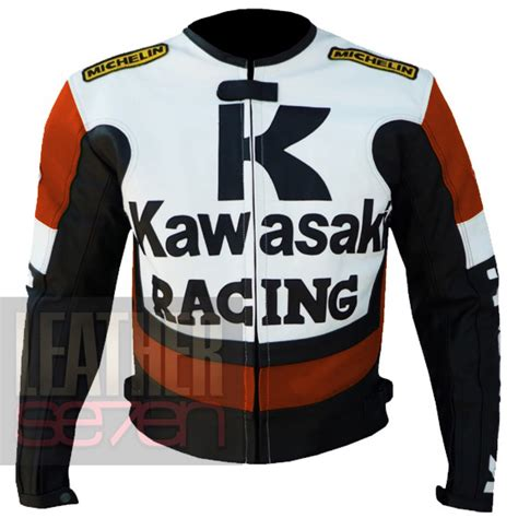 best jackets for bikers best quality jacket on cheap prices kawasaki 1 orange