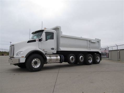 used kenworth dump trucks kenworth t880 dump trucks for sale 249 used trucks from 1 217
