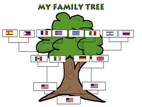 my tree my family tree page 1