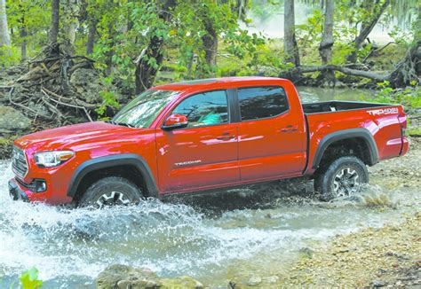Toyota Tacoma Trd Toyota 2016 Tacoma Trd Road Model Is Great For The