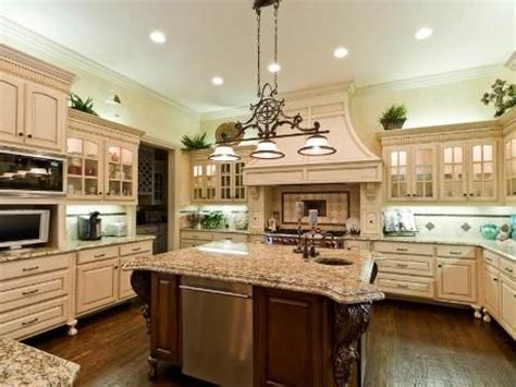 marvellous modern luxury kitchen with granite countertop marvelous kitchen with a nice big granite top island
