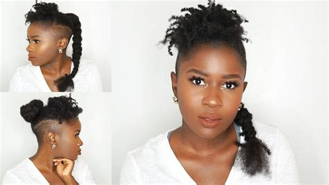 clip on braided pony tails for afro american woman kinky braided ponytail and bang on short med length type 4