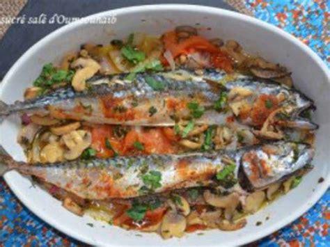 des recettes de cuisine recettes de cuisine minceur et poisson