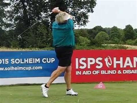 laura davies golf swing laura davies golf swing driver isps handa ladies