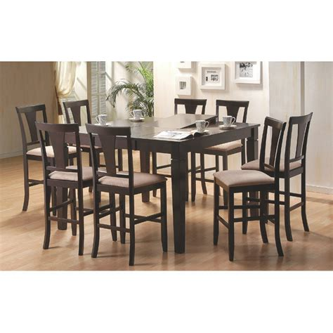 counter height kitchen table sets discount counter height set dining room sets with glass or marble