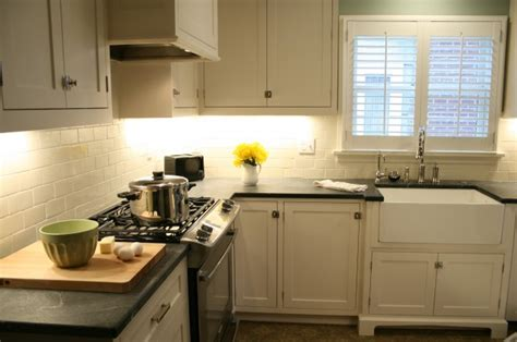soapstone countertops transitional kitchen baines