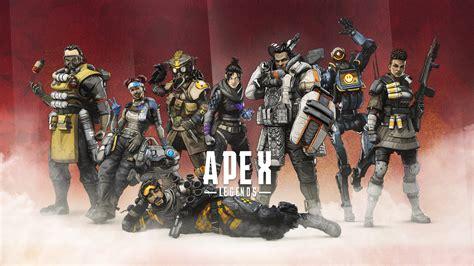 apex legends hd wallpaper background image