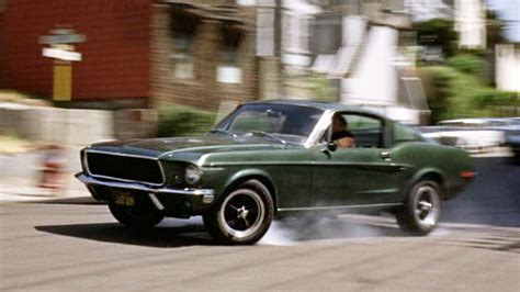 what year is the mustang in bullitt did the rock just accidentally leak ford s new bullitt