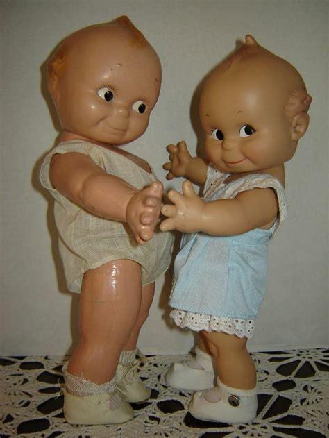 vintage composition kewpie doll 1000 images about vintage dolls 2 on antiques