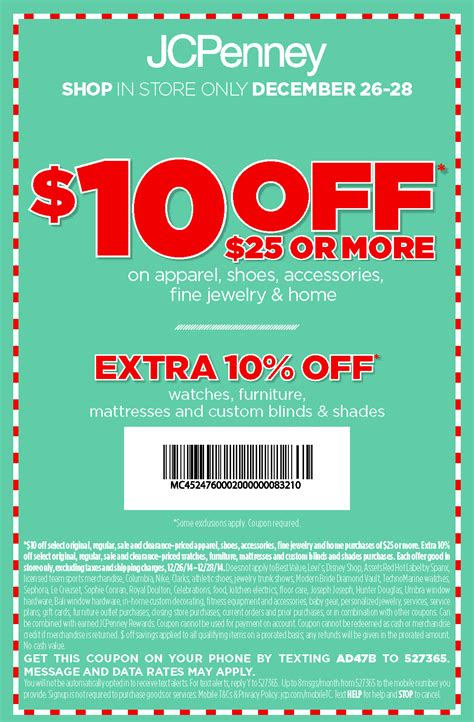 printable jcpenney coupons october 2015 printable coupons jcpenney coupons