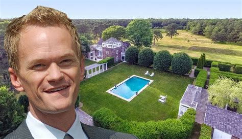 neil patrick harris house neil patrick harris drops 5 5m on east htons