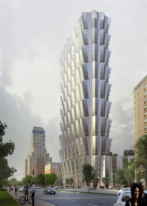 tower apartment studio plans one hundred apartment tower in st louis