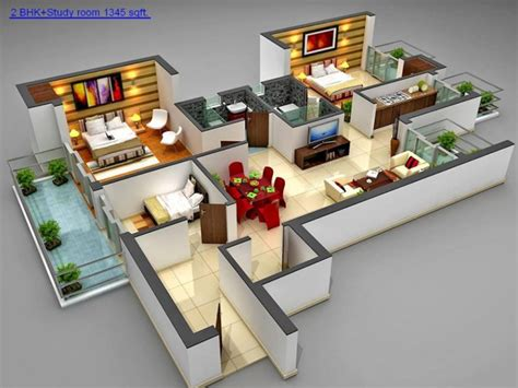 1 bedroom plus den meaning ghar360 home design ideas photos and floor plans