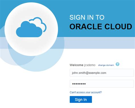 tutorial oracle cloud creating an oracle database cloud service instance