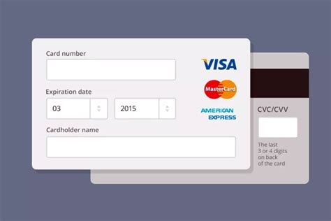 Credit Card Template In Bootstrap 12 Usefull Time Saving Bootstrap Exles