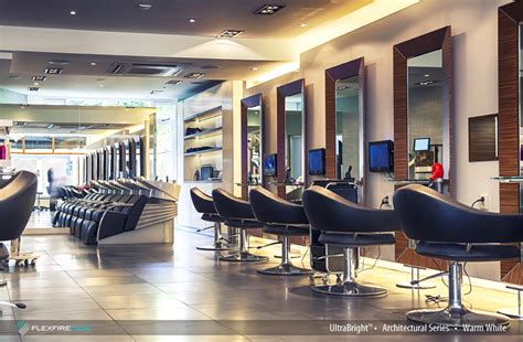 Lights Salon by Ultrabright Architectural Warm White Led Lights