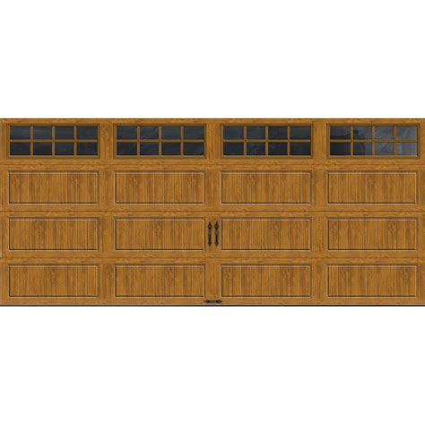 Home Depot Garage Door Panels by Carriage Style Garage Doors Garage Doors Openers